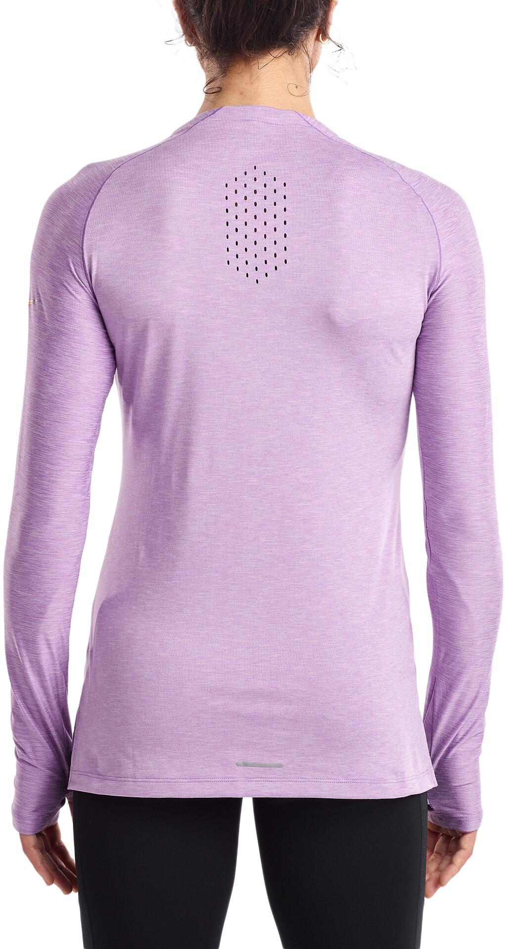 saucony Breakthru Long Sleeve Shirt Women, sunlit allium